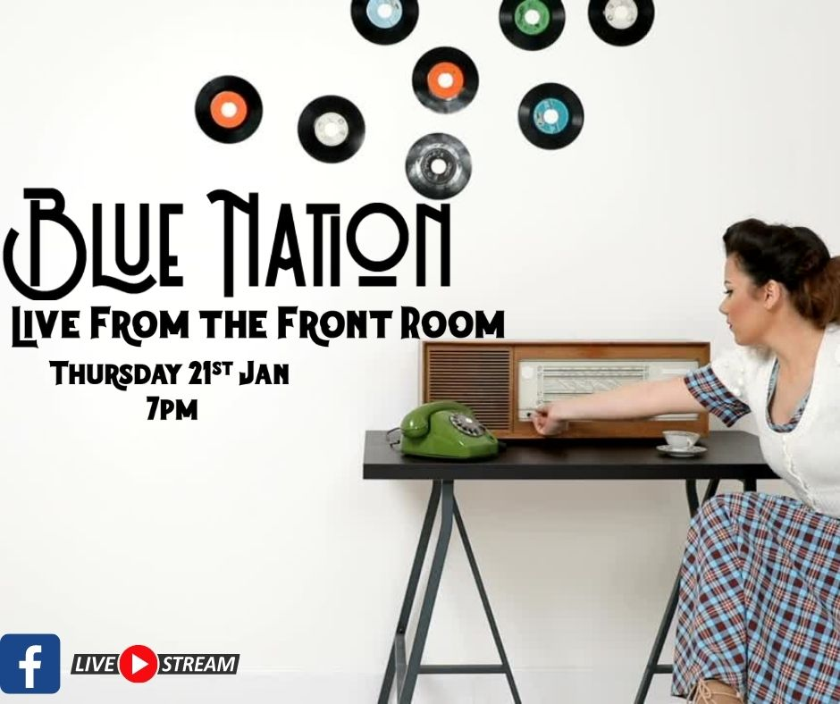 Week 47 of Live From the Front Room! #TuneIn #LiveStream #LiveMusic #MondayMotivation
