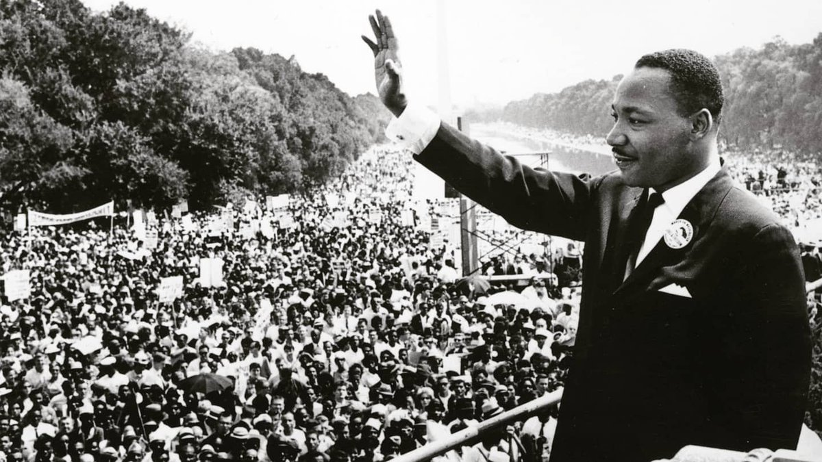 Love will always trump hate. Good will always defeat evil. Light will always defeat darkness. 2020 proved these once again. On January 20th, 2021,  #Love, #Good, and #Light will reign once more. Happy Martin Luther King Jr. Day #MLK
