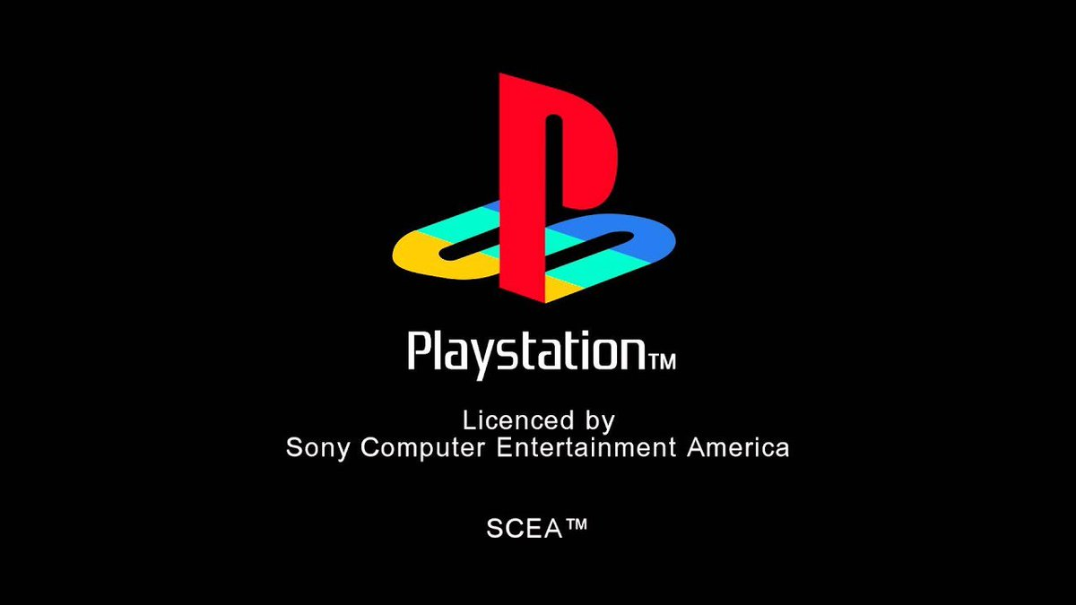 When you see this PS1 boot up screen, whats the first game you think of?