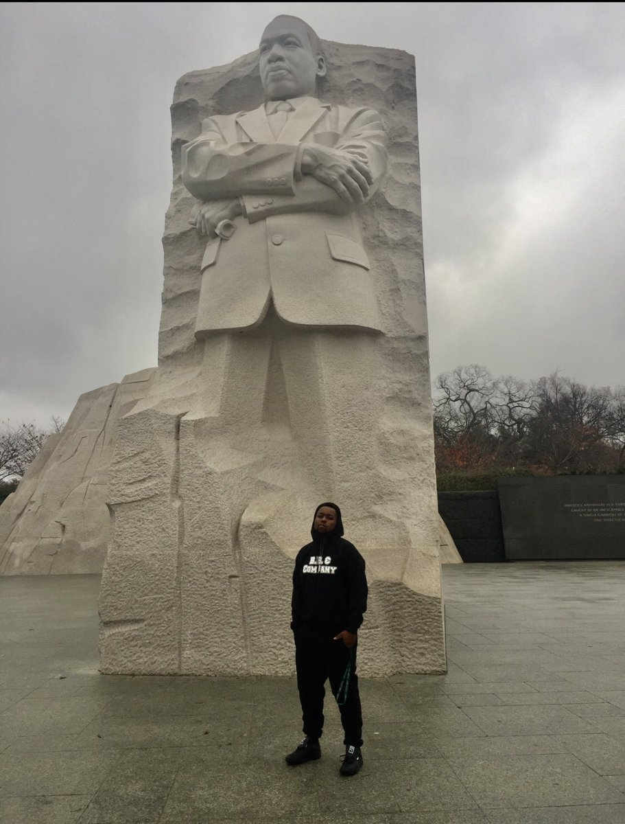 #MLKDay Thank You Dr.King