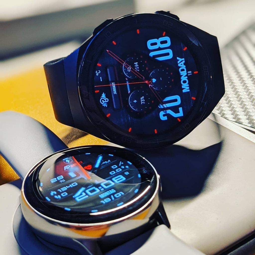 #smartwatches sind immer ein Thema für sich. Die einen lieben sie, für andere ist es nichtssagend.  Was ist es für dich? Welche hasst du und warum eigentlich?  #smart #watch #samsung #huawei