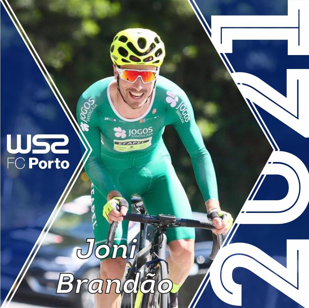 💙🚴♂️Bem-vindo, Joni Brandão!  👉31 anos 🔙Equipa anterior: Efapel  #FCPorto #w52fcporto #fcportociclismo #ciclismo #fcportosports