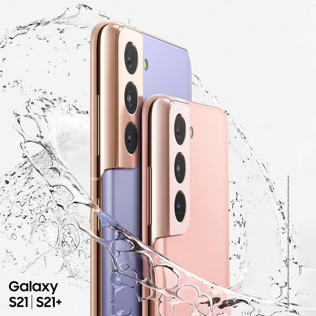 #GalaxyS21 designed to revolutionize video and photography.  With cinematic 8K resolution so user snap epic photos right out of video.  #Samsung #GalaxyMobiles #GalaxyS21Series #Galaxy #MobileDevices