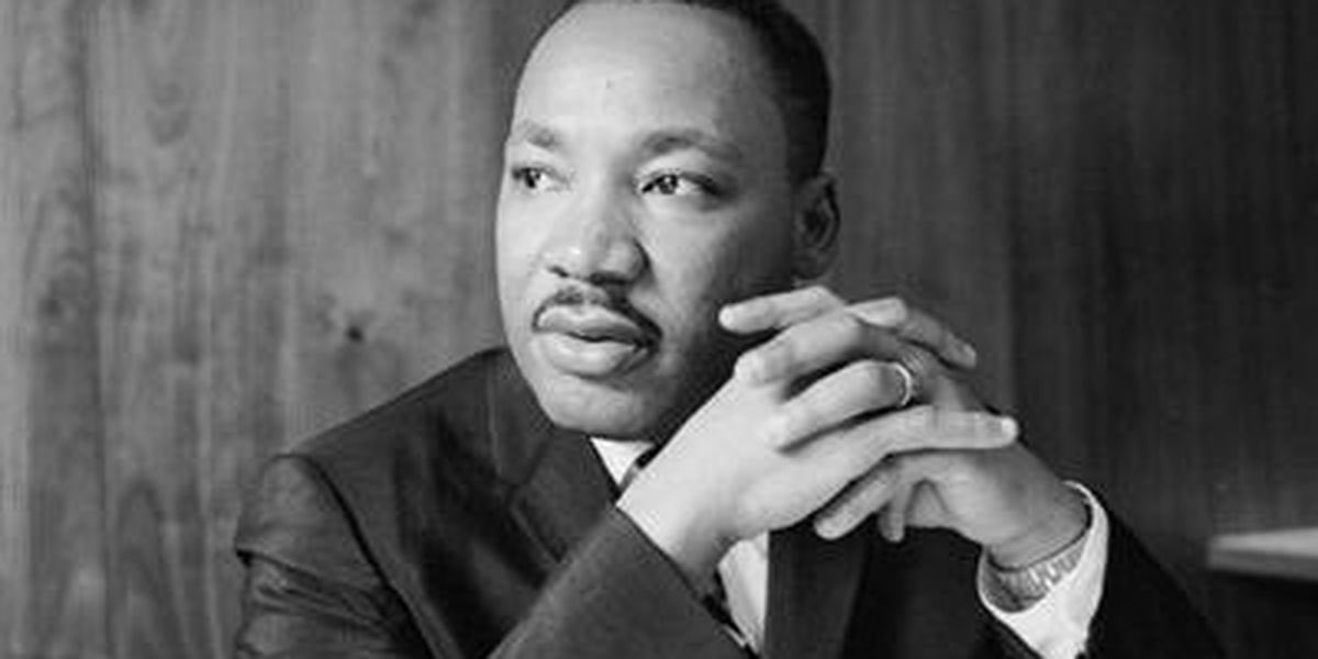 """Life's most persistent question is 'What are you doing for others?'"" - Martin Luther King Jr.   #mlkday"