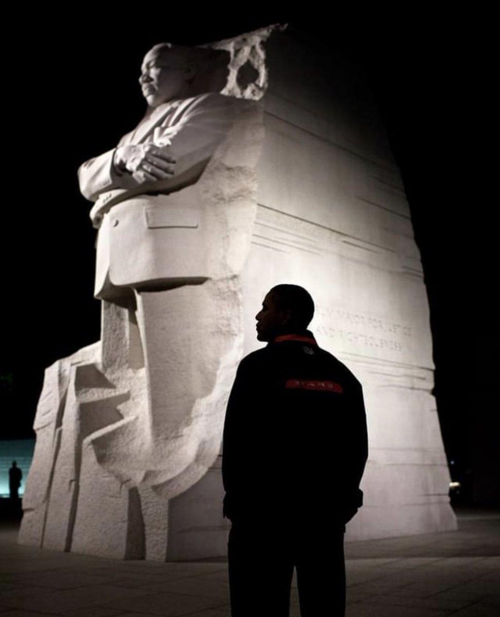 #MLKDay 🐐🐐