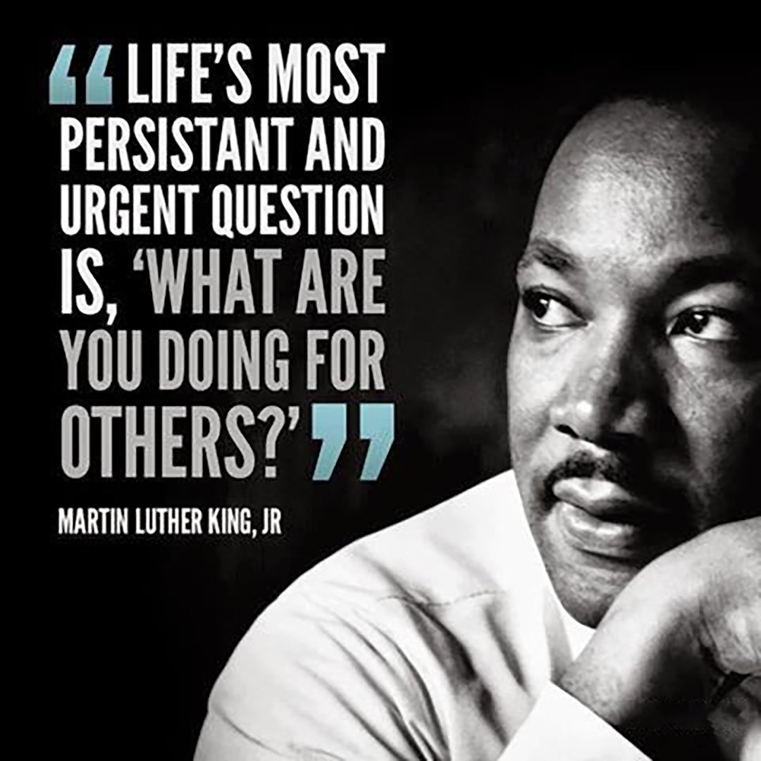 JCI Santa Clarita wishes you a wonderful Martin Luther King Jr. Day. May he, his words, and his actions continue to inspire generations to come. #MLKday #jcisantaclarita #jaycees #jcica #jciusa https://t.co/Q6k9NzbpGw