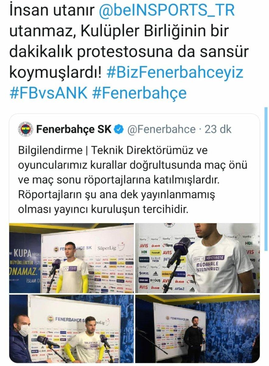 @sercanhamzaolu #BizFenerbahceyiz #FBvANK #Fenerbahçe