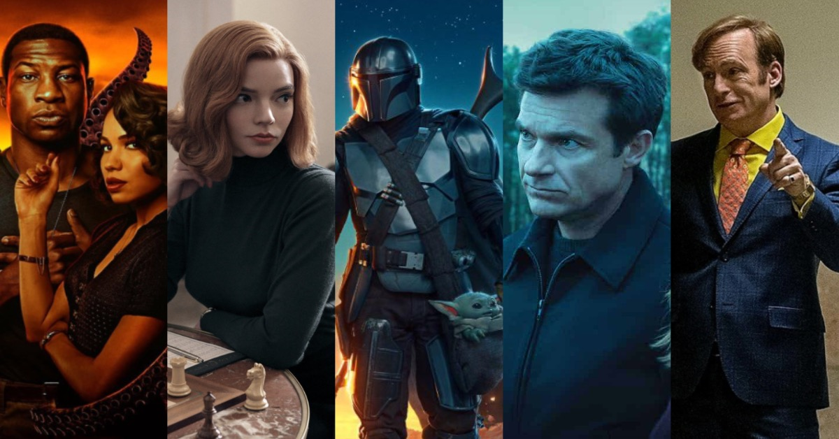 #CriticsChoice Awards series nominees include #LovecraftCountry, #TheMandalorian, #Ozark, #QueensGambit and more: