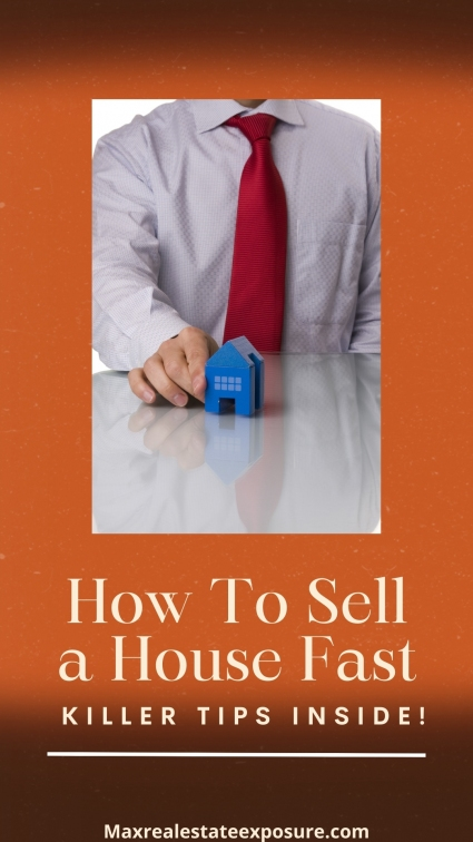How to Sell My House Fast: Tips For Selling a House Quickly #Realestate  RT @massrealty