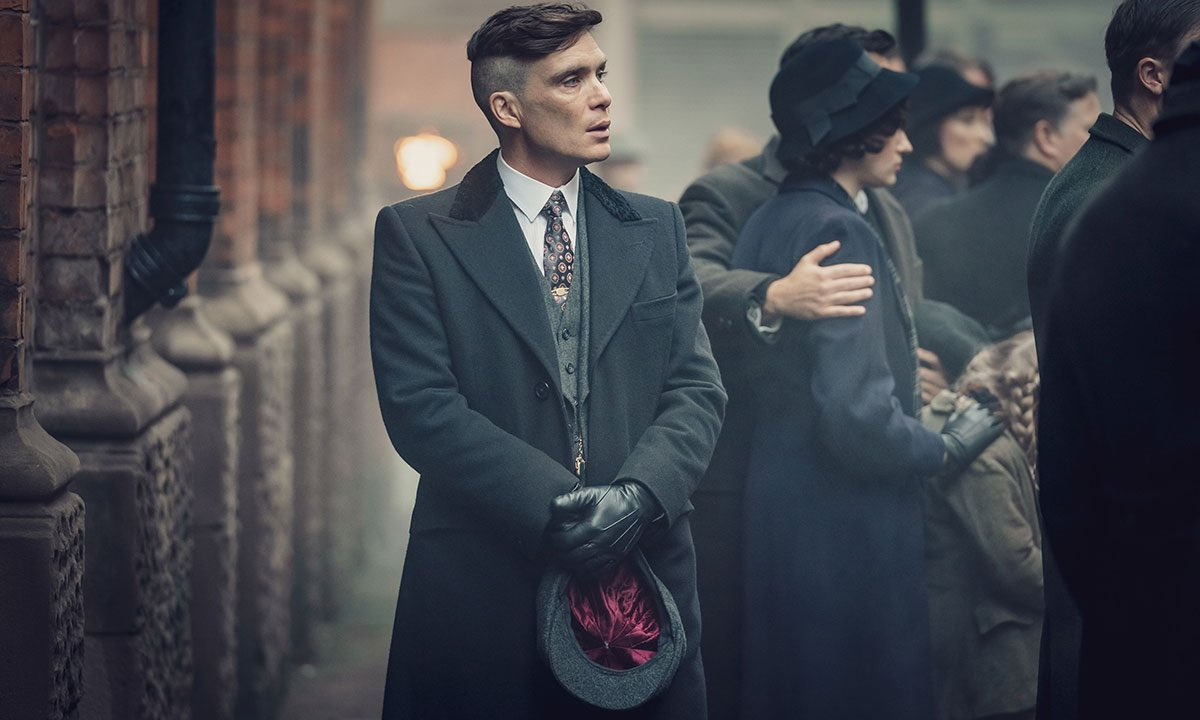 """Although Season 6 will be the final season of 'PEAKY BLINDERS', Steven Knight says """"the story will continue in another form.""""  (Source: )"""