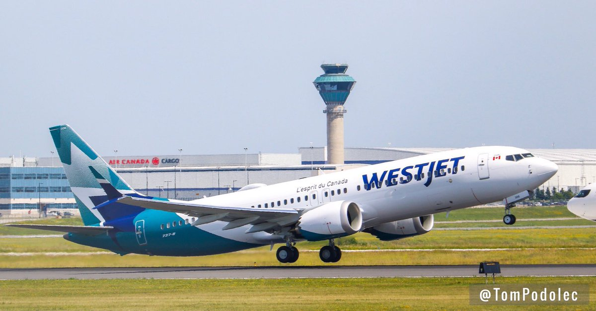 CLEARED FOR TAKEOFF Westjet will begin Boeing 737 Max service on Thur Jan 21 with a return flight to Vancouver from Calgary and then three times weekly Calgary to Toronto. Air Canada will resume Feb 1 with flights from Toronto to Halifax, Montreal, Ottawa, Edmonton and Winnipeg.