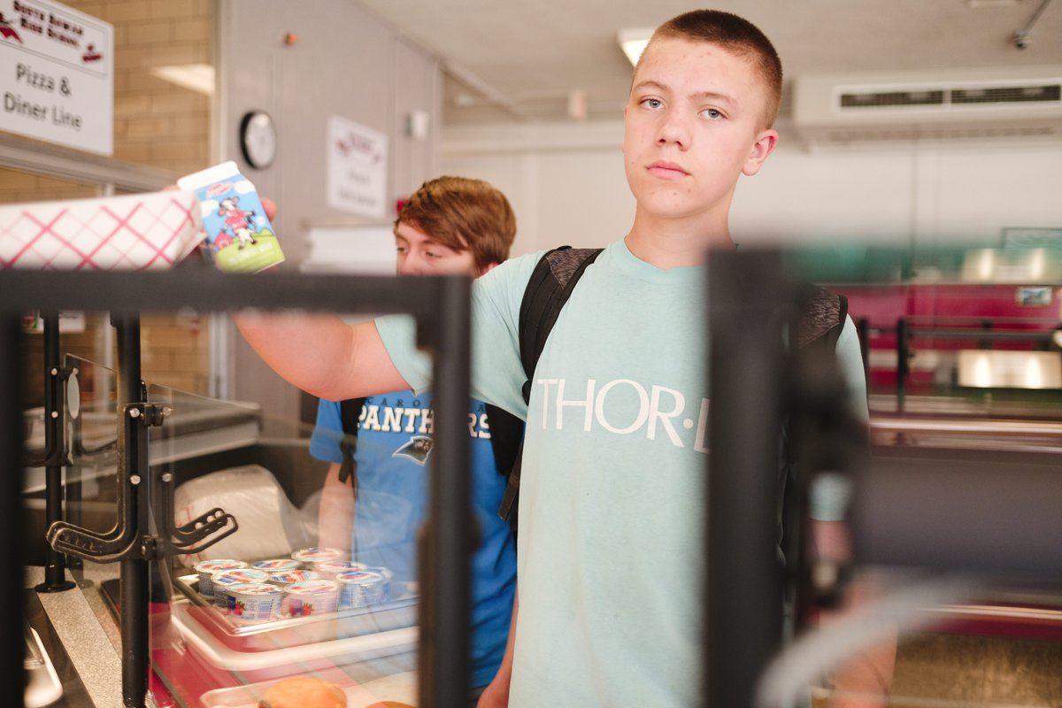 Although the number of #AfterSchoolMeals served has grown by over 600% in the program's first ten years, it's still meeting just a fraction of the need with one meal served for every 17 free or reduced-price school lunches. Learn more: