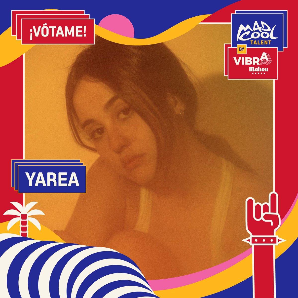 Replying to @yareaguillen: He pasado de fase y es gracias a vuestro apoyo!!! 💥🖤 GRACIAS  #MadCoolTalent @VibraMahou