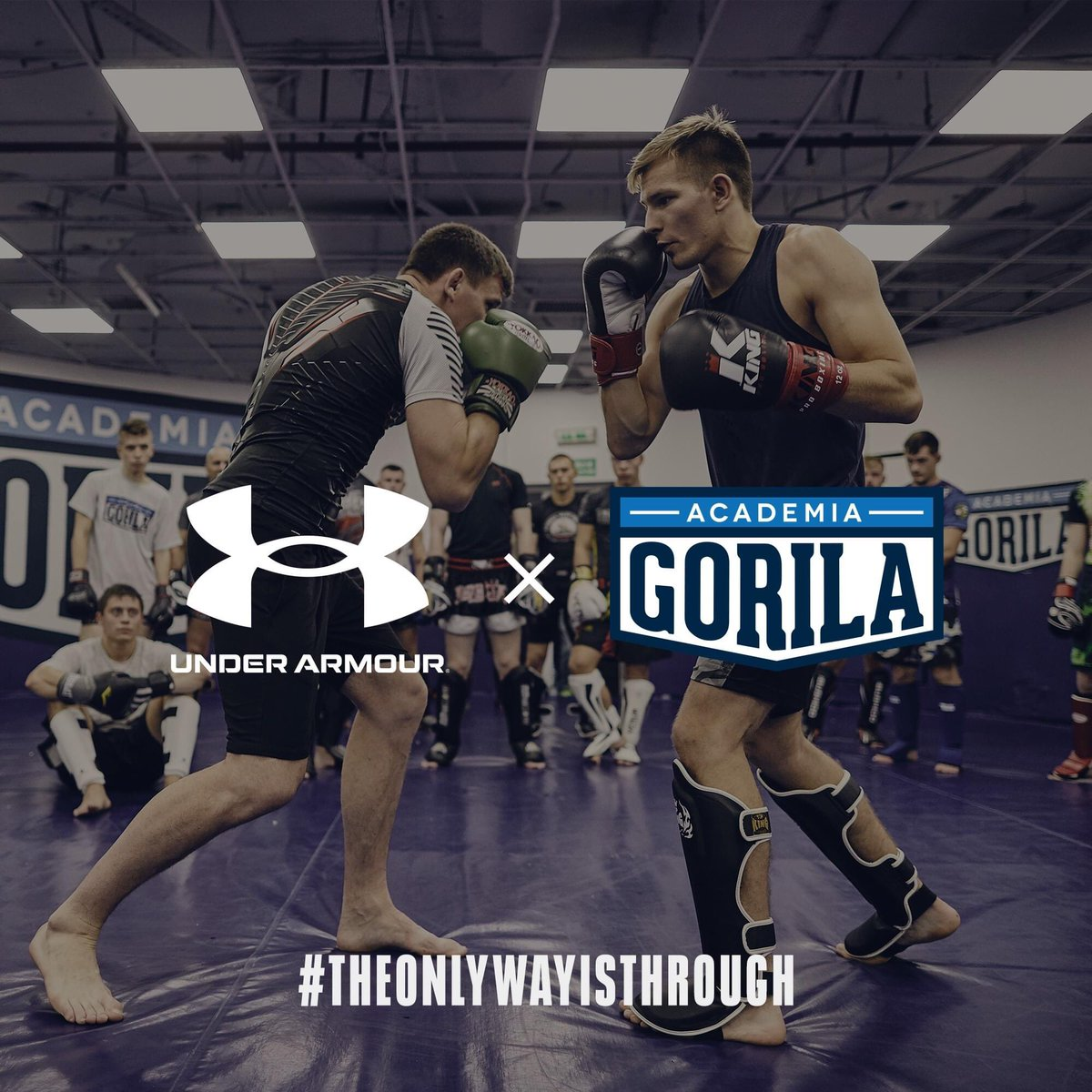 It looks like Under Armour are really getting involved with Polish MMA.   In addition to sponsoring former KSW champ & current UFC fighter @gamer_mma, the apparel giant has entered a partnership with the Academia Gorila gym. #sportsbiz #underarmour #mma #sponsorships https://t.co/sBf1yhs3Nu