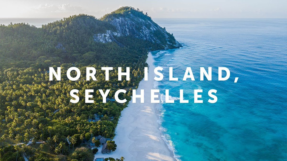 The Seychelles has announced vaccinated guests will be welcome from March when their population will be fully vaccinated. HOW EXCITING. North Island is one of the world's ultimate beach retreats.   #luxurybeachhotel #beachholiday #beachretreat #luxurytravel #travel #seychelles
