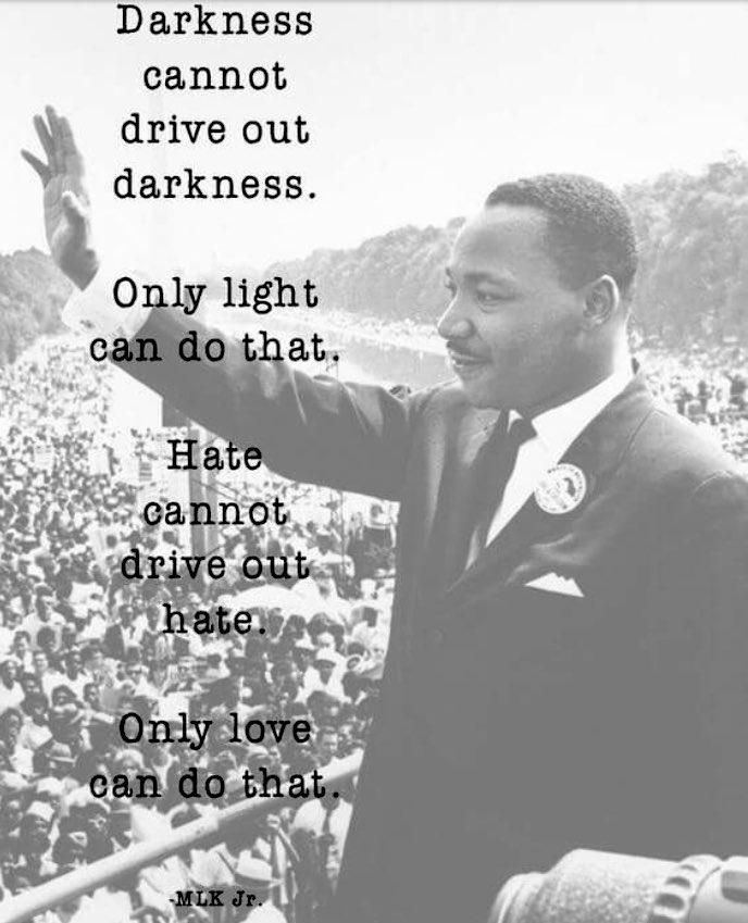 🙏In Honor... #MLKDay