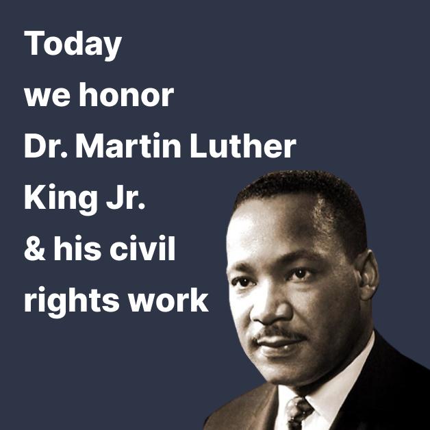 #MLKJr #MLK #MLKDay #MLKDay2021