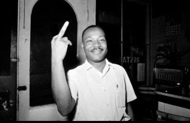 HAPPY MLK :) #MLKDay