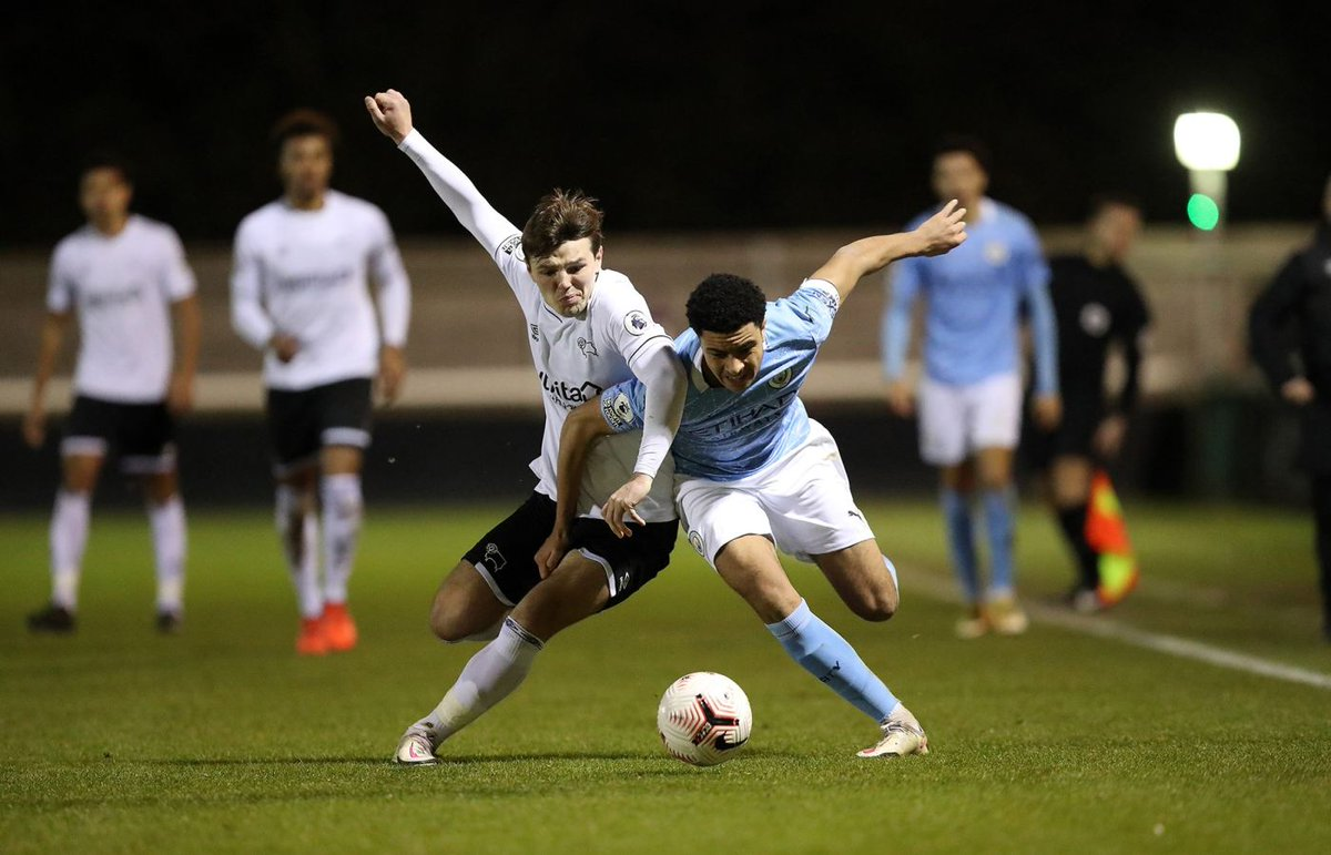 FT: #DCFCU23s 0-4 @ManCityAcademy   A tough night for the young Rams in #PL2 action.
