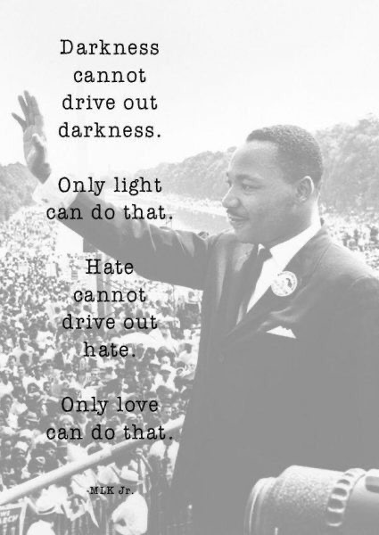 Today we honor the life and legacy of Martin Luther King Jr., whose wisdom and courage inspires us to spread love and unity in the fight for a better tomorrow 💜  #MLKDay #MLKJr #BeTheChange #AfterShockFam
