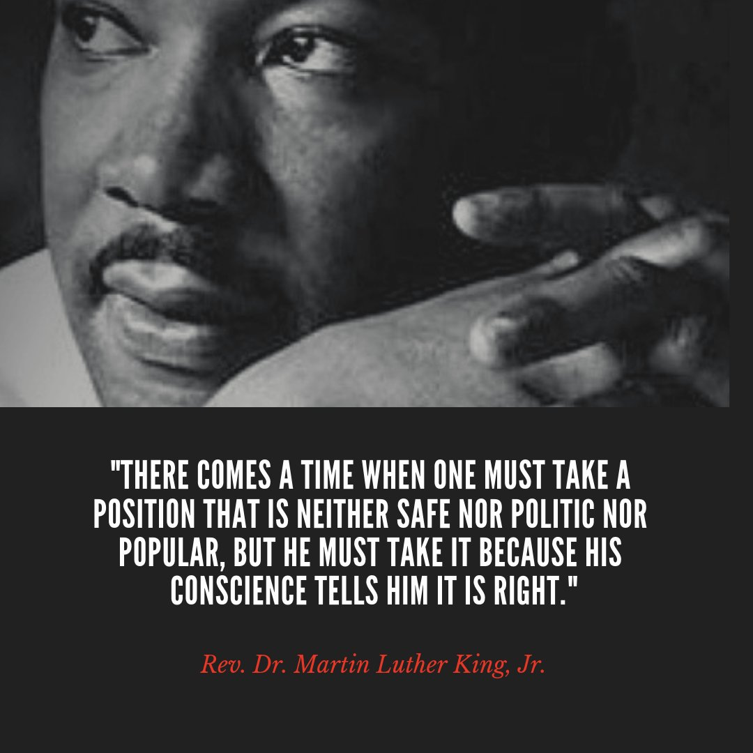 I think more Republicans should read this. #MLKDay #MLKJr