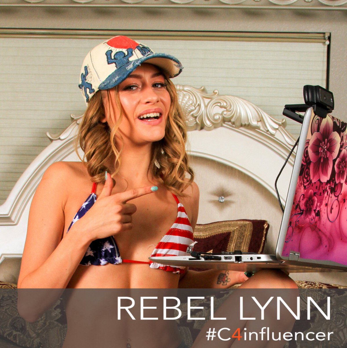 test Twitter Media - RT @Cam4: Rebel Lynn and friends are waiting!  Subscribe now @TheRebelLynn #C4Influencer  https://t.co/eV4hD8T2PK https://t.co/agG0mT6t5B