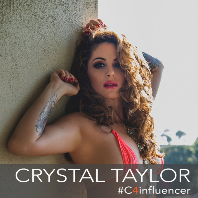 Crystal Taylor and friends are waiting! Subscribe now @CrystalTaylorXO #C4Influencer  https://t.co/bHzyzBDs2e