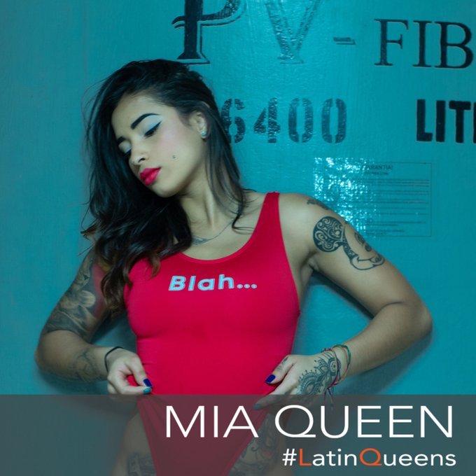 Mia Queen and friends are waiting! Subscribe now @yosoyMiaQueen #LatinQueens https://t.co/ZBQ7CaSIE0