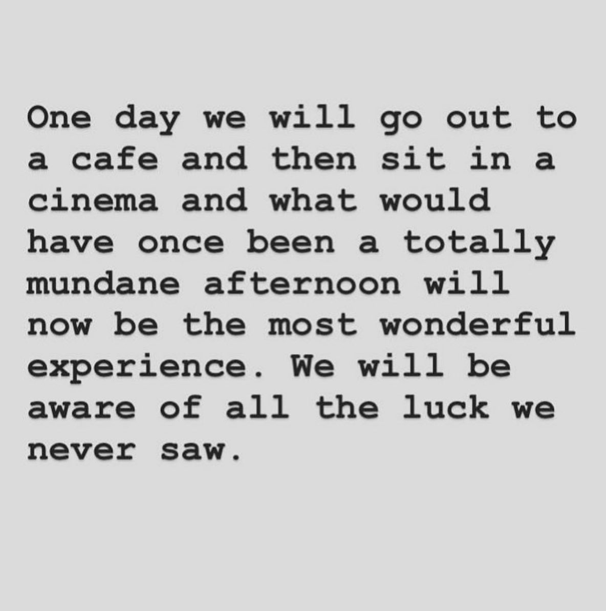 Replying to @MrSteveAnderson: The wisdom from @matthaig1's Instagram is everything right now.
