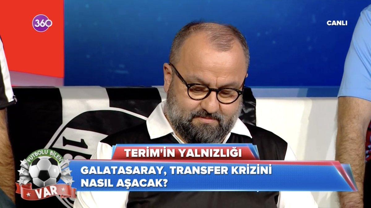 Galatasaray @GalatasaraySK transfer krizini nasıl aşacak? @tv360comtr şu an #Canlı yayında.  #FutboluBilenVar