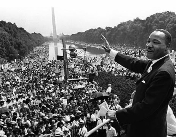 Happy Dr. Martin Luther King Jr. Day!!!  Remember not only his words but his actions!  - Dr. Martin Luther King Jr.  #drmartinlutherkingjr #mlkjr #drking #drummajorforpeace #mlkday #mlkday2021