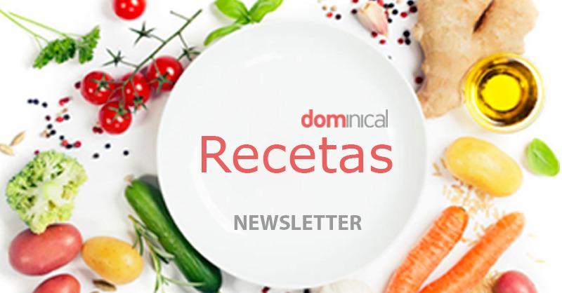 📧 Suscríbete al boletín de #RecetasDominical y recibe semanalmente excelentes ideas culinarias para deleitar a tu familia y amig@s.  Llegará todos los #Viernes a tu correo electrónico.  Enlace de suscripción 👇