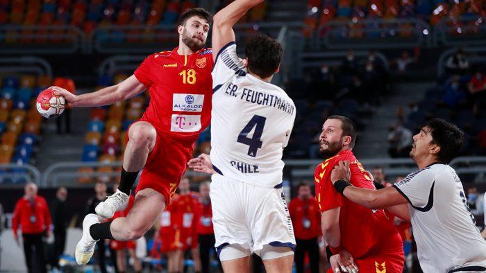 DEPORTES| Mundial de Handball: Chile pierde ante Macedonia del Norte y deja el campeonato internacional https://t.co/eWdIASgZxG https://t.co/A3CZzaFQud