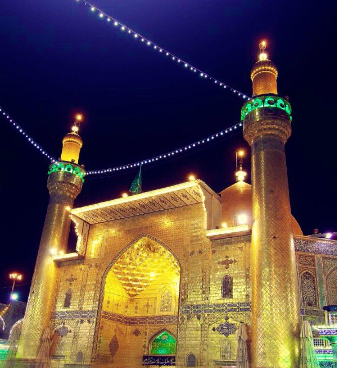 Ya Ali Madad 💚💚💚💚  #ImamAli #Najaf #Allah SWT #ThursdayMotivation #yaalimadad #aboutface #Fatima