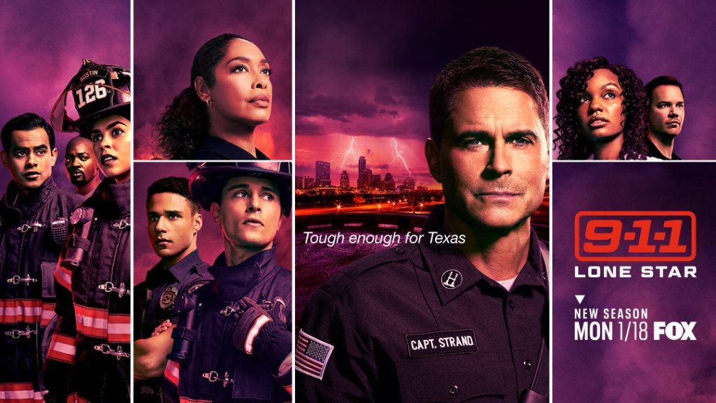 @4everErnest86 Last season  #911onFOX  #911LoneStar where on at 2 different seasons.  Since #COVID19 were lucky to have new programming.