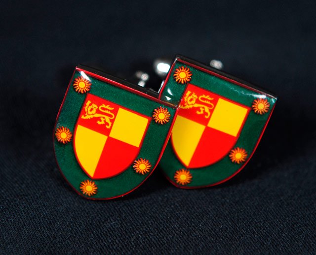 #AGSB cufflinks, sold as part of the #schools #centenary #celebration in 2012 #productphotography. If you have a #product which needs images then #contactme via  or on #twitter #photography #local #photographer in #Cheshire