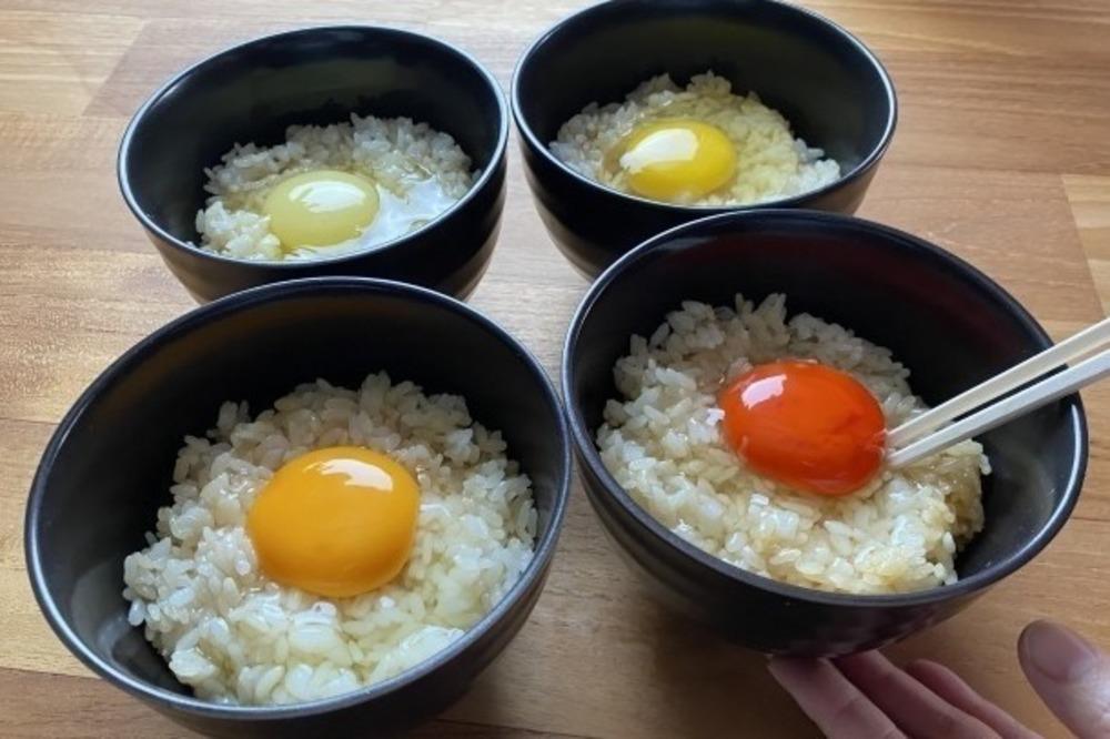 """全国""""レア卵""""のバイキング「幻の卵屋さん」松屋銀座に、柚子の香り&一個600円の高級卵など -"""