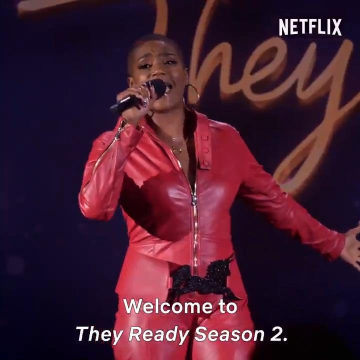 Don't call it a comeback. Tiffany Haddish Presents: They Ready Season 2 returns on February 2, only on Netflix.