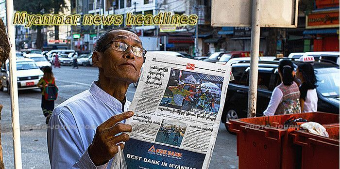 Find all the #Myanmar #news headlines on one page updated every hour here  https://t.co/Qel99QHg4P  My advertisers (and I) appreciate you viewing their offerings :) https://t.co/9Aefyd06BS
