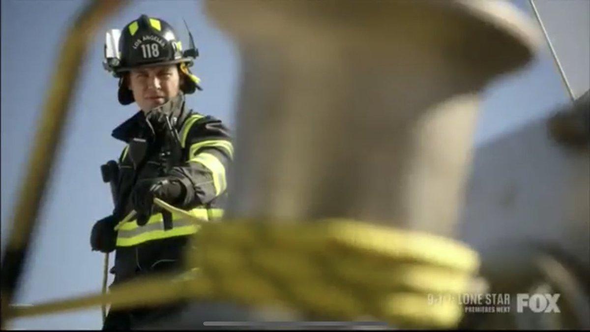 legend has it eddie's still on the roof #911onFOX