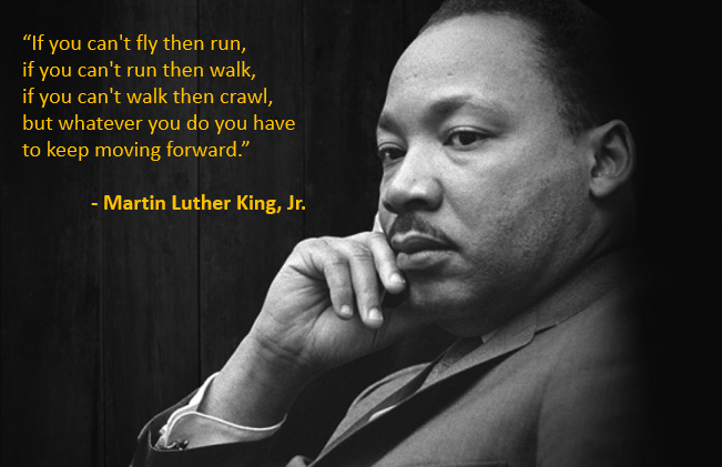 Progress never comes to those standing still.  Keep moving! #business #change #Motivation #perseverance