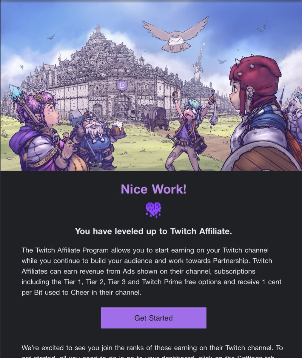 Ay dios mío!! Right before school starts! It's not I did it;it's WE did it. I am grateful for every viewer, raid, host, support & love I've gotten in my streams. I couldn't have done this without the community, my friends & fam. MUCHAS GRACIAS. I am beyond delighted and excited! https://t.co/4r1P6XlHvj