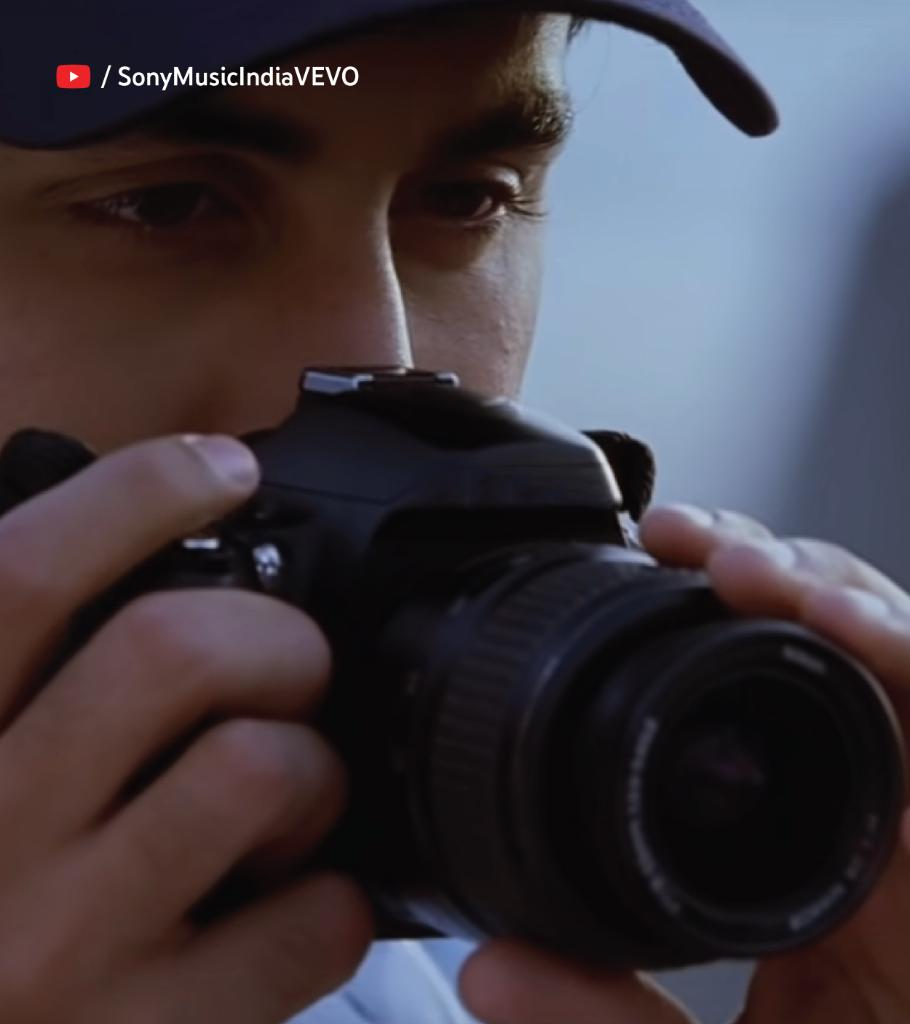 Smile, Ranbir's taking your photo  @sonymusicindia