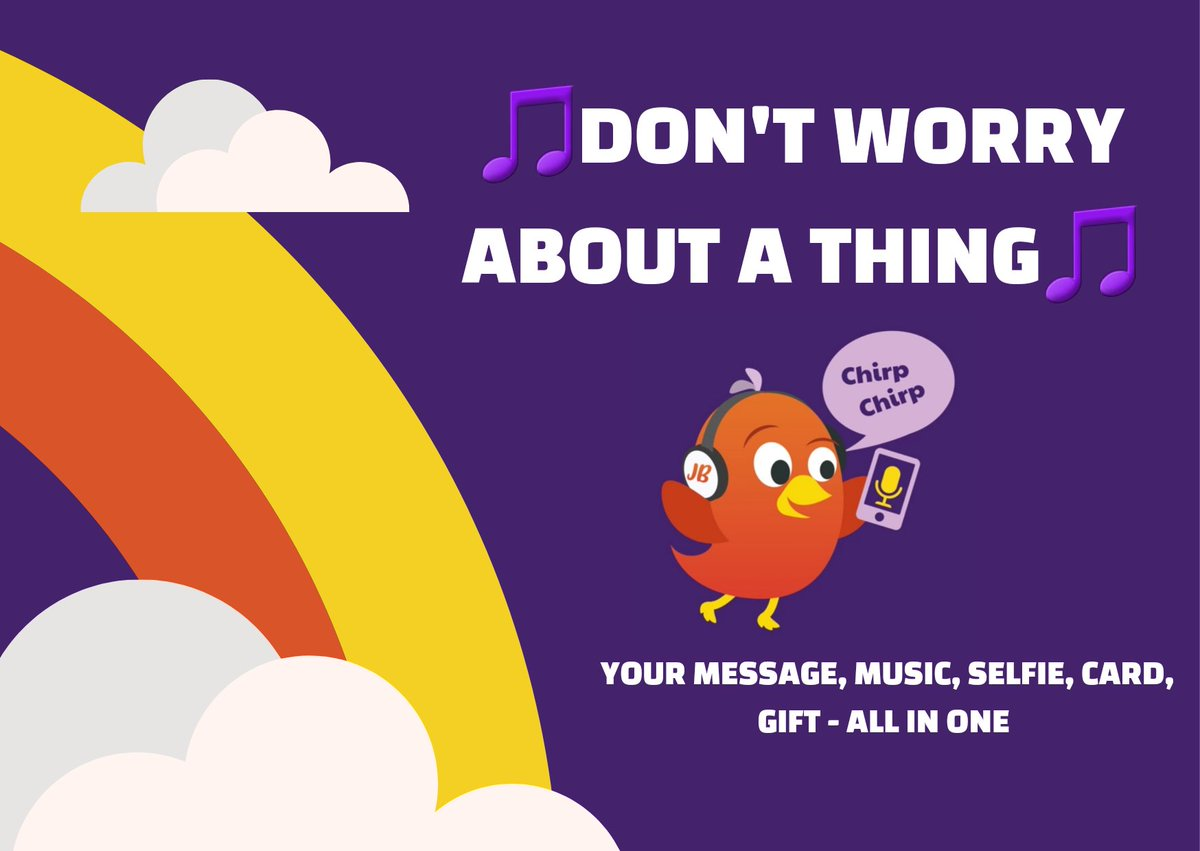 Be the one who calms the worries of your loved ones and reassure them that every little thing will be alright! Stock up on happiness and get connected through JiveBird! #JiveBird #LetsFly #friends #family #caring #love #staysafe