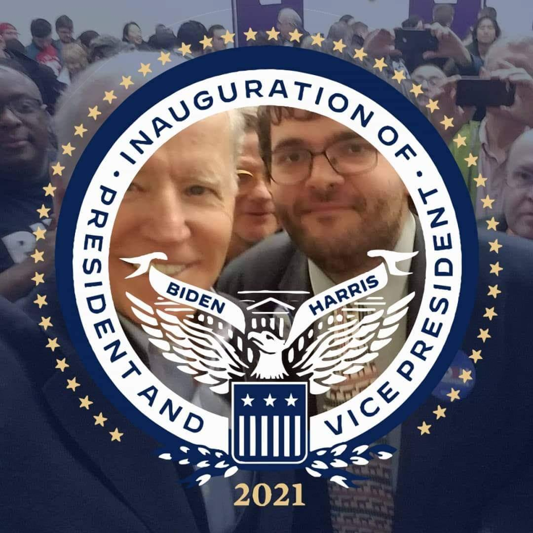 2 more days!!!!! #NewProfilePic #RestoretheSoulofAmerica #KeepTheFaith #BuildBackBetter #Joe2020 #InaugurationDay #January20th2021 #GoodbyeTrump #ImpeachedOneTermLoser #PresidentBiden #VPKamalaHarris #FirstWomanVP #KamalaHarrisMakingHistory #TheDreamLivesOn #FBR #FBRParty #Resist