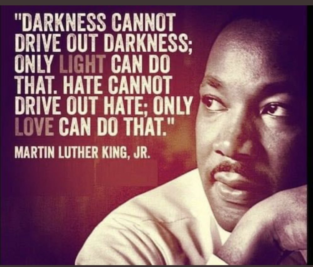The Dream Lives! Today, we honor the life and legacy of Dr. Martin Luther King Jr.   #MLKDay