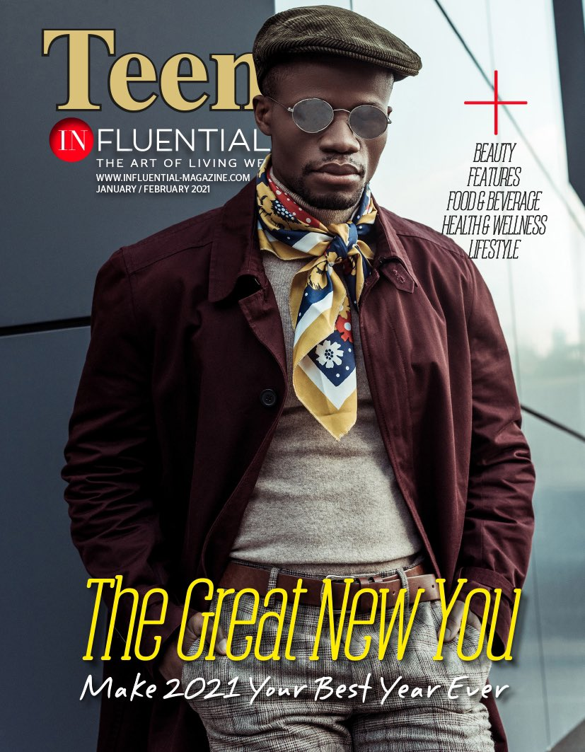 Always proud to present the awesome new edition of @TeenInFluential which you can read at . #author #TeenInFluential #Willismjacksonlifestyle #InfluencerMarketing #books #Marketing