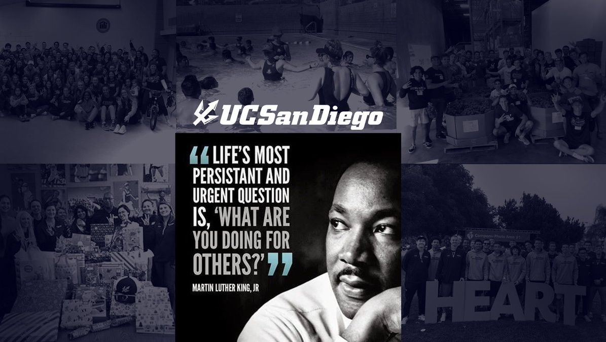 On #MLKDay we celebrate Dr. Martin Luther King Jr.'s lasting legacy of service and activism.