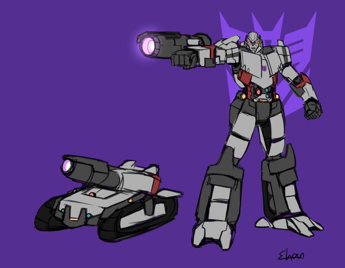 My Megatron design #transformers #megatron