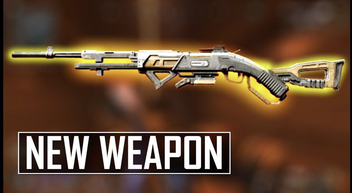 *NEW WEAPON* the 30-30 repeater is a bolt action rifle and fuse's favorite weapon. #apexlegends #apex #season8 #gaming #likeforlike #followforfollow